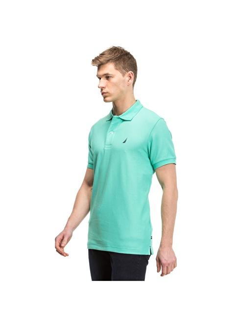 Nautica Polo Yaka Tişört Yeşil